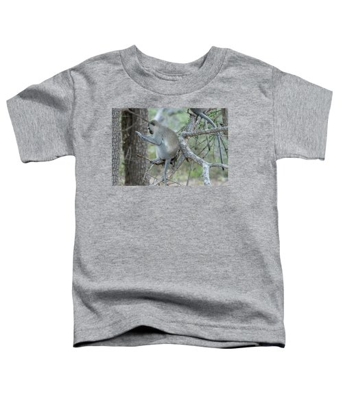 Grooming Or Reading Toddler T-Shirt