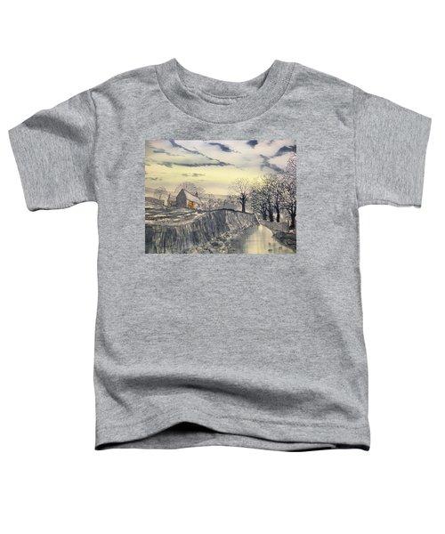 Hag Dyke By Moonlight Toddler T-Shirt