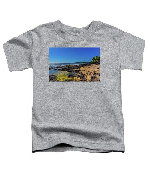 Hale Halawai Tide Pool Toddler T-Shirt