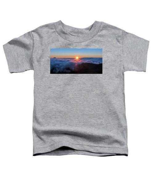 Haleakala First Light  Toddler T-Shirt