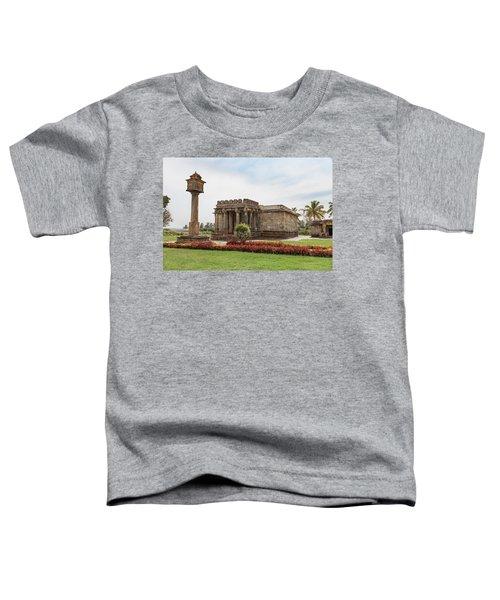 Halebid, Parshvanatha Basadi Toddler T-Shirt
