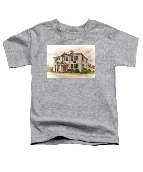 Hamilton High School In Cumberland County Virginia Toddler T-Shirt