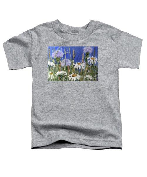 Happy Skies Toddler T-Shirt