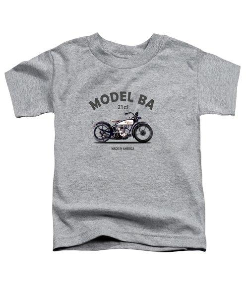 Harley-davidson Ba 1927 Toddler T-Shirt