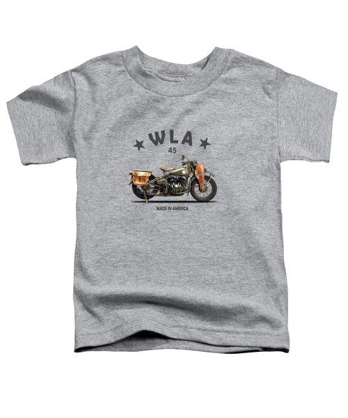 Harley Davidson Wla Toddler T-Shirt