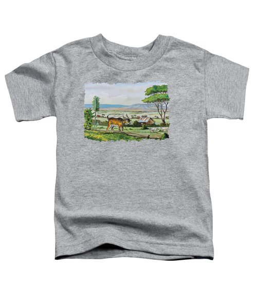 He-goat And Homes Toddler T-Shirt