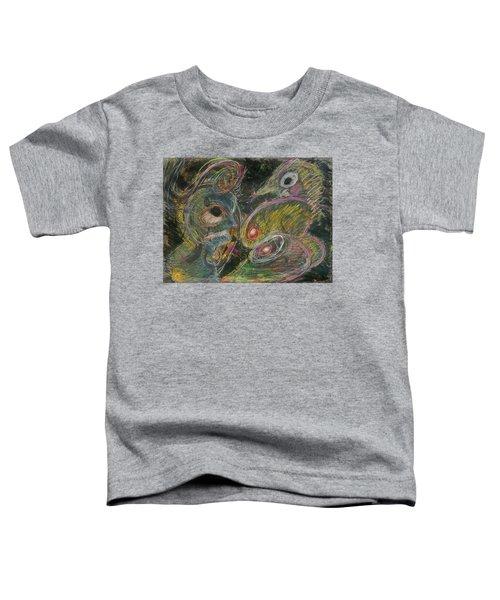 He Met Her Toddler T-Shirt