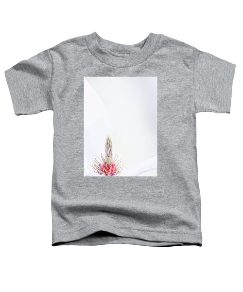 The Heart Of A Magnolia Toddler T-Shirt