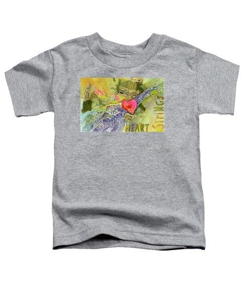 Heart Strings Toddler T-Shirt