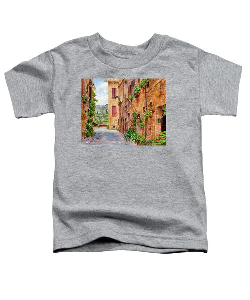Hearts A'bloom II Toddler T-Shirt