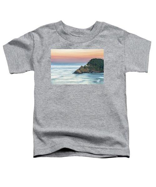 Heceta Lighthouse Toddler T-Shirt