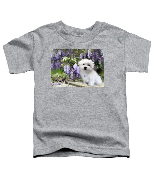 Hermes And Wisteria Toddler T-Shirt