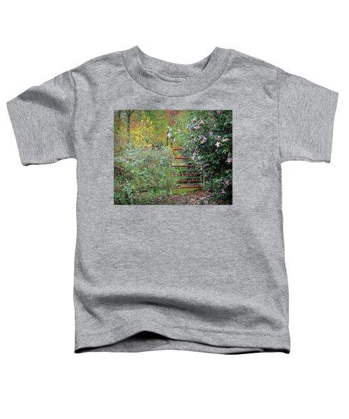Hidden Gate Toddler T-Shirt
