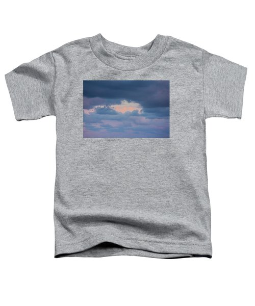 High Above The Clouds Toddler T-Shirt