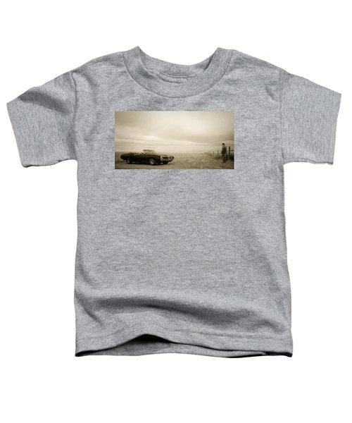 High Plains Drifter Toddler T-Shirt