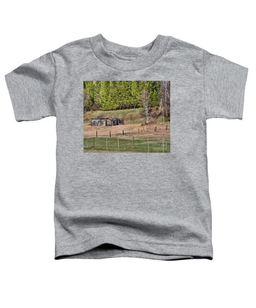 Highway History Toddler T-Shirt