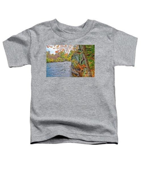Hogback Dam Pool Toddler T-Shirt