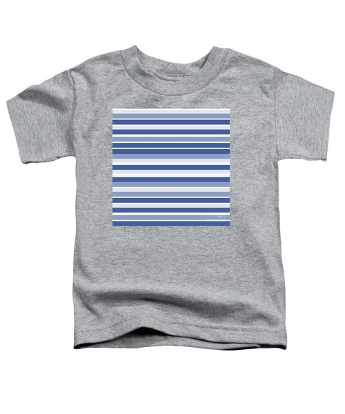 Horizontal Lines Background - Dde607 Toddler T-Shirt