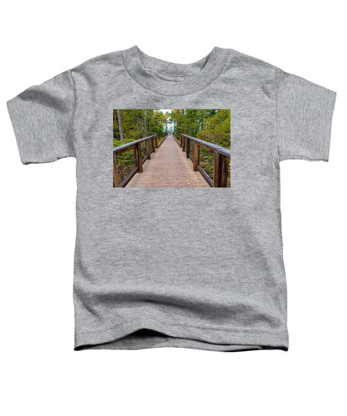 Hunter's Point At Copper Harbor Toddler T-Shirt