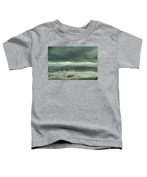 Hurricane Florence 2018 Toddler T-Shirt