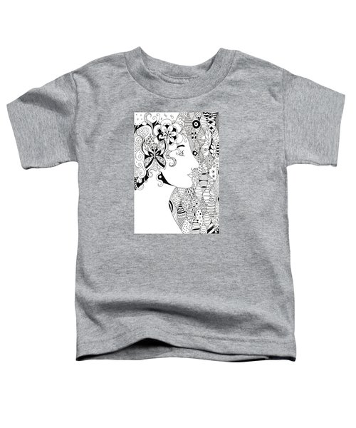 In The Eye Of The Beholder Toddler T-Shirt