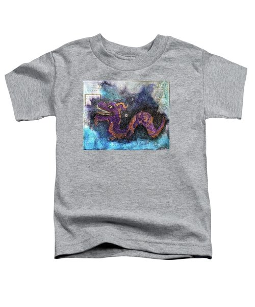 In The Night Sky  Toddler T-Shirt