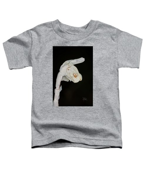 Indian Pipe Rabbit Head Toddler T-Shirt