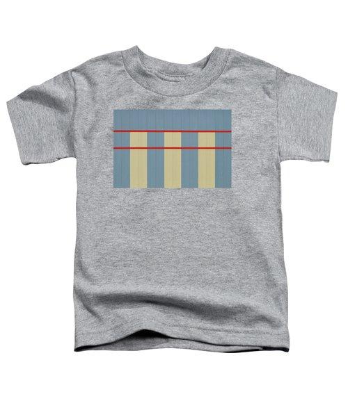 Industrial Minimalism 8 Toddler T-Shirt