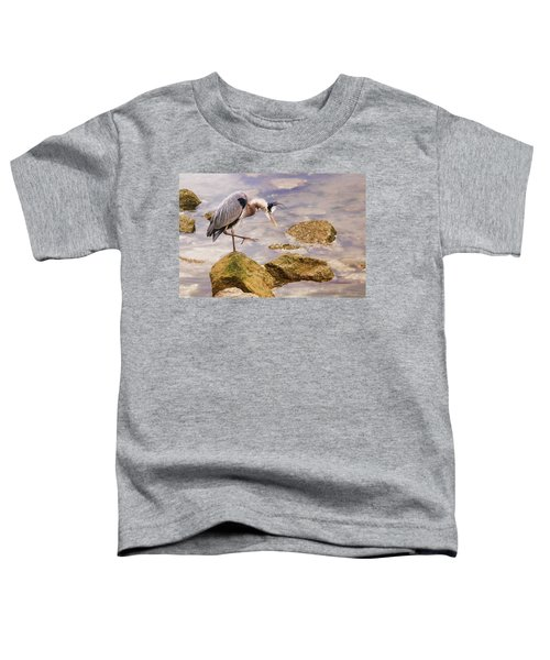 One Step At A Time Toddler T-Shirt