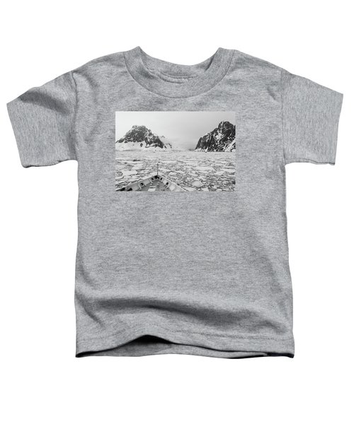 Into The Ice Toddler T-Shirt