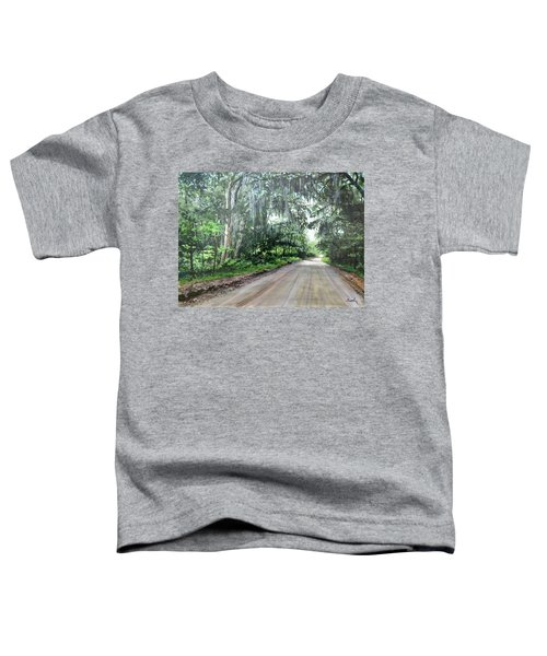 Island Road Toddler T-Shirt