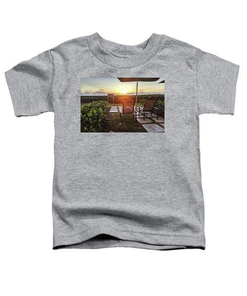 It's Morning Toddler T-Shirt
