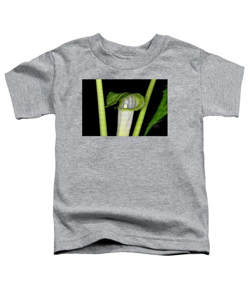 Jack In The Pulpit Toddler T-Shirt