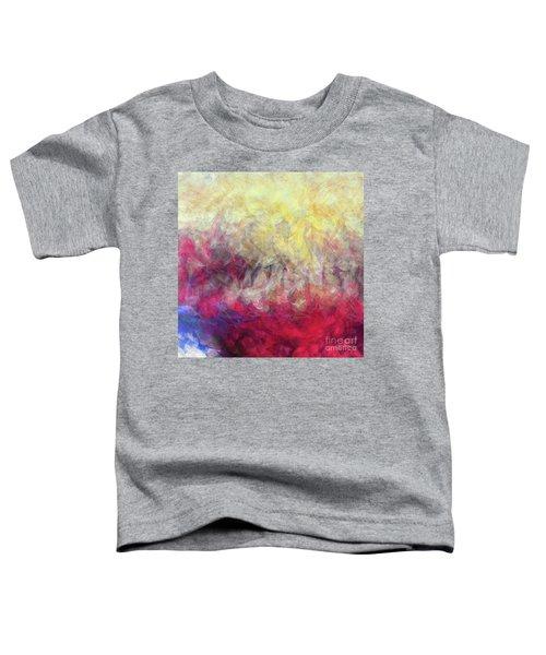 Jesus Christ, Rose Of Sharon. Song Of Solomon 2 1 Toddler T-Shirt