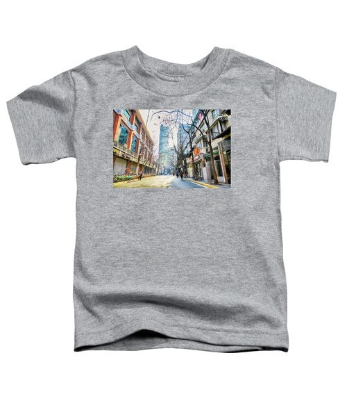 Jing An Toddler T-Shirt