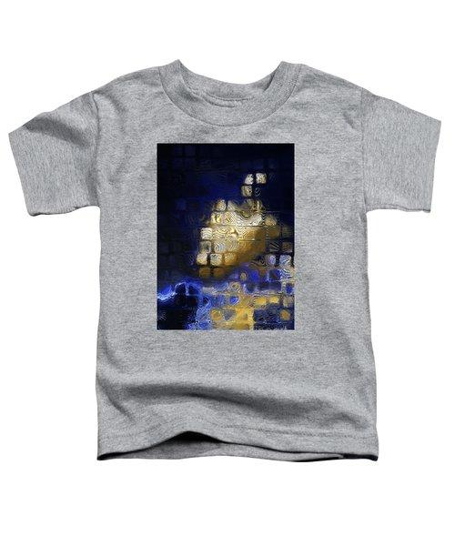 John 16 13. He Will Guide You Toddler T-Shirt