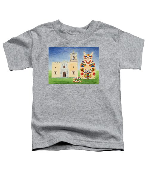 Josephine, Mission San Jose Cat Toddler T-Shirt