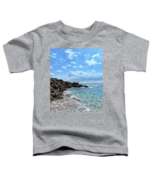 Just Beachy Toddler T-Shirt