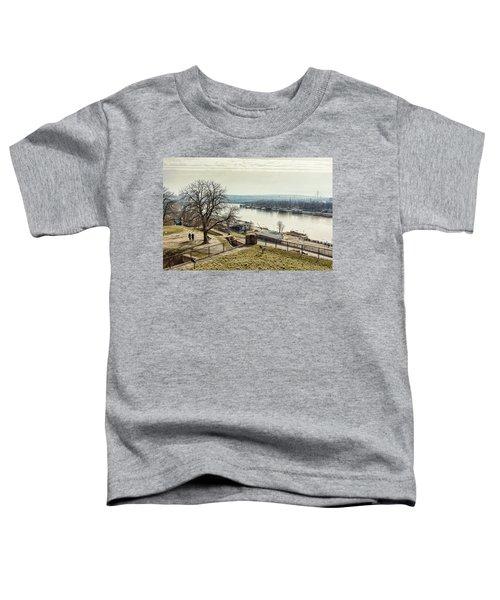 Kalemegdan Park Fortress In Belgrade Toddler T-Shirt