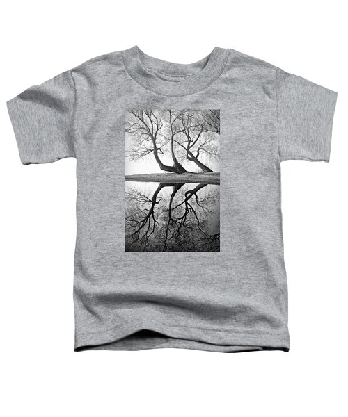 Kaloya Pond And Willow Trees Toddler T-Shirt