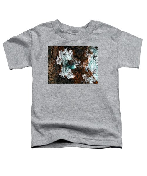 Keahole Aerial Toddler T-Shirt