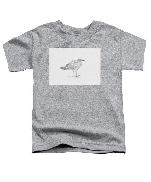 Kelp Gull Toddler T-Shirt