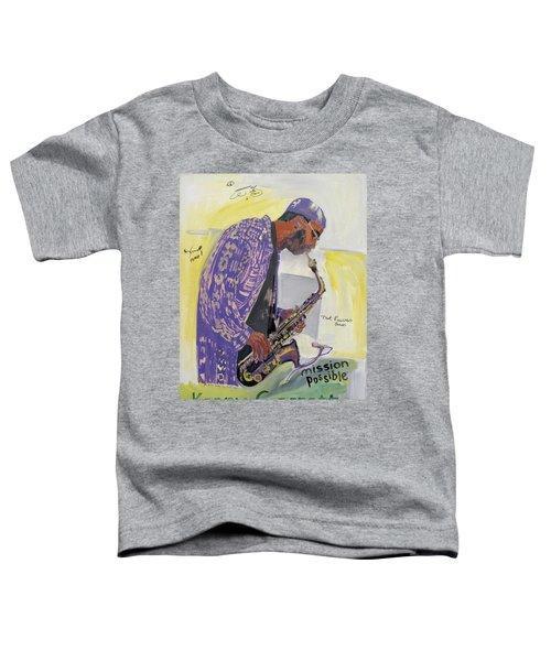 Kenny Garrett Toddler T-Shirt