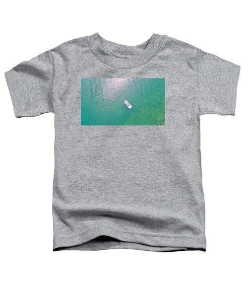 Keuka Lake Boating Toddler T-Shirt