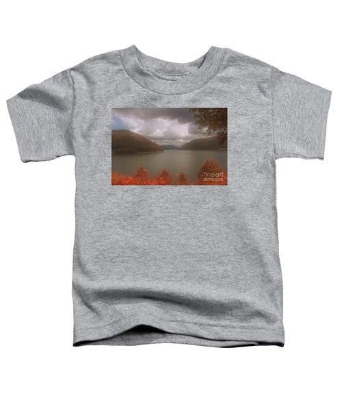 Kinzua Lake Toddler T-Shirt
