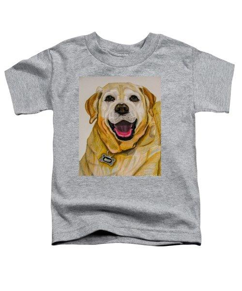 Labrador Retriever Drawing Toddler T-Shirt