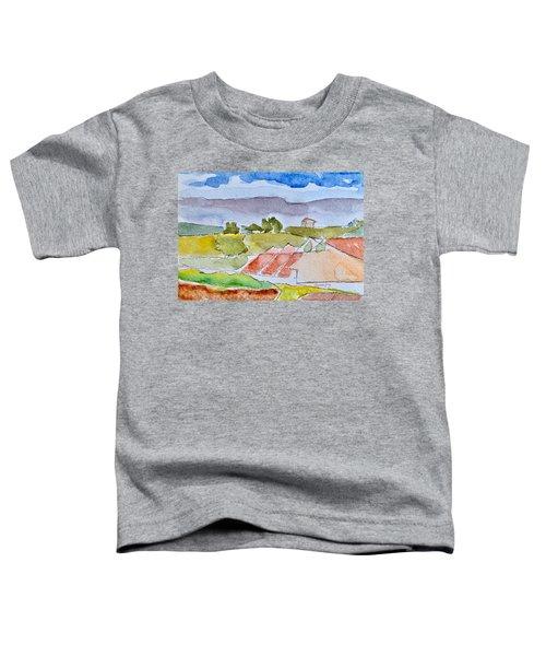 Laguna Del Sol #4 Toddler T-Shirt