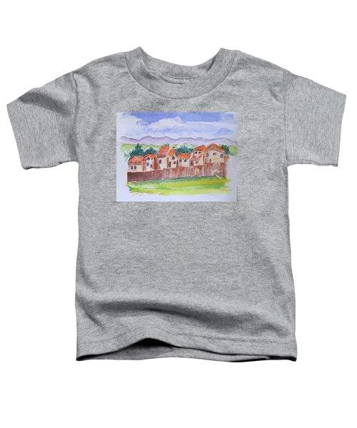 Laguna Del Sol Cuenca Ecuador Toddler T-Shirt