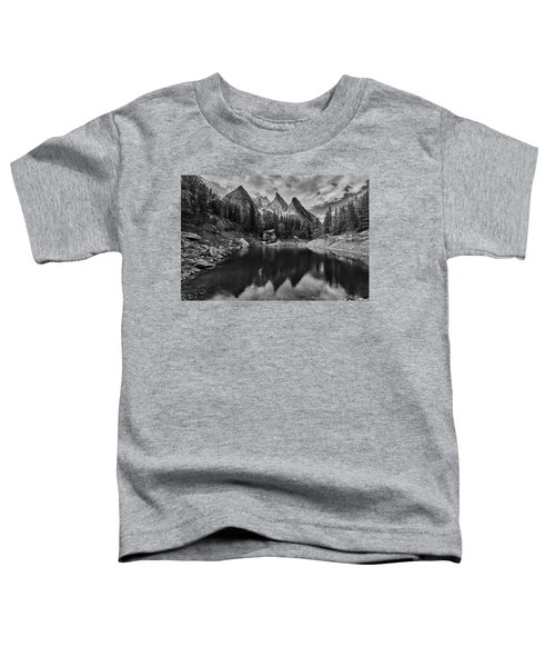 Lake In The Alps Toddler T-Shirt