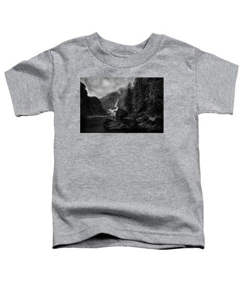 Lake In The Dolomites Toddler T-Shirt